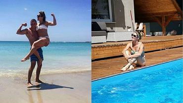 Polskie olimpijki z Pjongczangu chętnie pozują w bikini. Co za ciała! Pokazują też partnerów