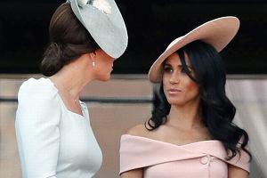 Księżna Kate i Meghan Markle się nie znoszą? Ich konflikt przybiera na sile. Poszło o dom i królową. O co jeszcze się kłócą?