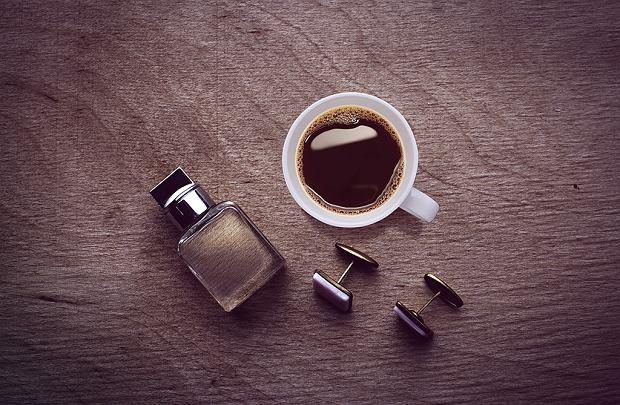 Kawa jak perfumy