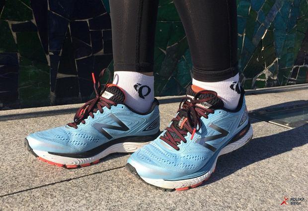 test butów, new balance