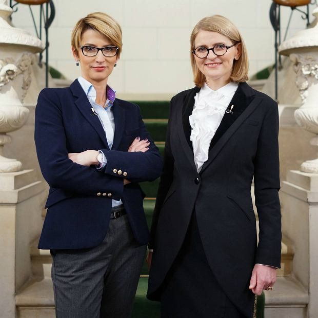 Tatiana Mindewicz-Puacz, Irena Kamińska-Radomska