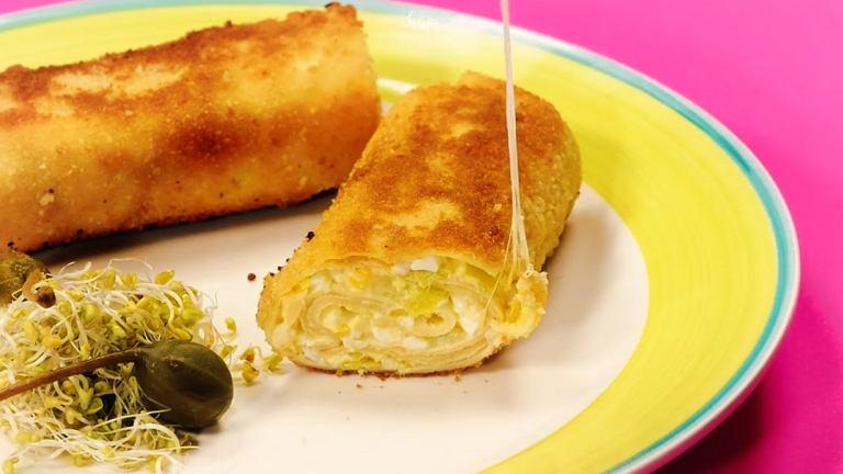 Kulinarny klasyk, czyli pyszne krokiety z farszem jajecznym