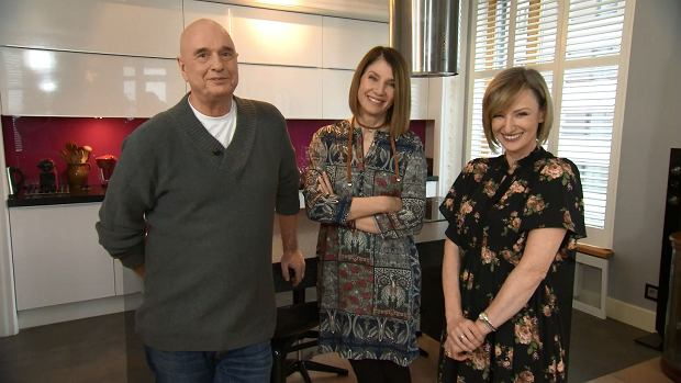 Mieszkanie Grażyny Wolszczak i Cezarego Harasimowicza, program 'Gwiazdy prywatnie'