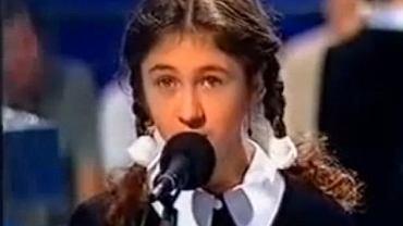 """Miała 11 lat, gdy wygrała """"Szansę na sukces"""" i podbiła serca widzów. Jak dziś wygląda Georgina Tarasiuk?"""