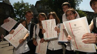 Absolwenci gimnazjów z różnych miast otrzymali nieważne świadectwa