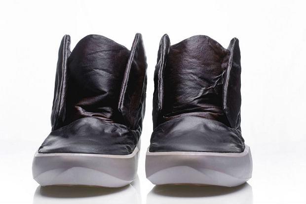 Buty z transparentnej skóry Ecco Apparition