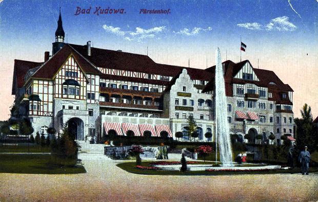 Sanatorium Polonia Fot. Zenodot Verlagsgesellschaft mbH