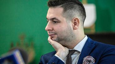 """Piasecki pyta Jakiego: """"Wpłacił pan 30 tys. na WOŚP za zdjęcie z pogrzebu?"""""""