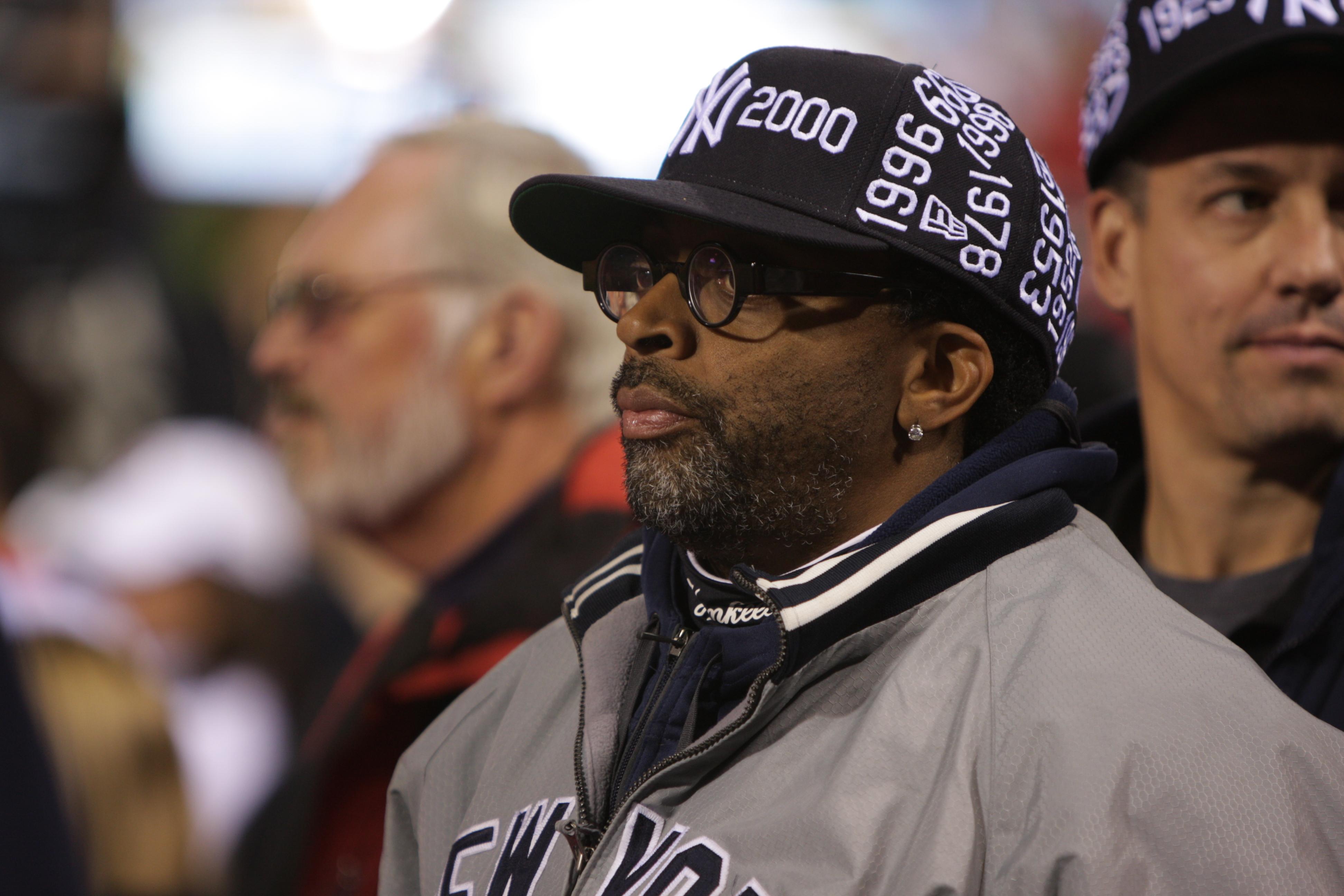 Spike Lee (fot. Melody Joy Kramer / Flickr.com / CC BY-NC-ND 2.0)