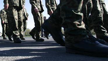Molestowanie w oddziale Żandarmerii Wojskowej? Stanowisko MON