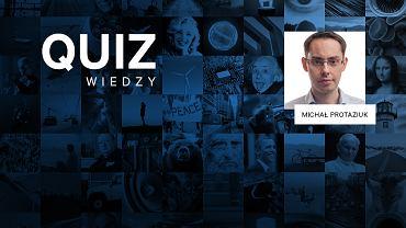 Copiątkowy quiz wiedzy ogólnej. Pierwsze pytanie masakruje, później jest odrobinę łatwiej