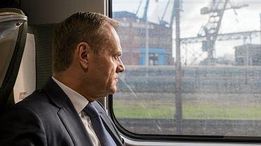 Tusk: Źle się mówi o Polsce w Europie i na świecie. A potem ostro o Kaczyńskim