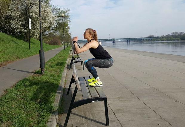 Trening w plenerze dla biegacza [6 ćwiczeń]