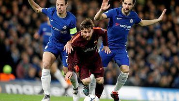 Karygodny błąd Chelsea w obronie. Barcelona nie mogła tego nie wykorzystać. Remis w hicie LM