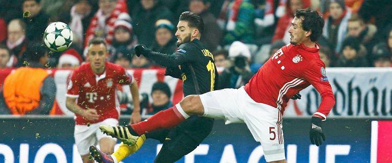 Kibice Bayernu protestowali przeciwko zamknięciu stadionu Legii. Teraz znów uderzają w UEFA
