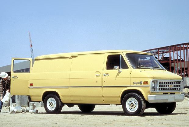 Chevrolet Chevy Van 1978