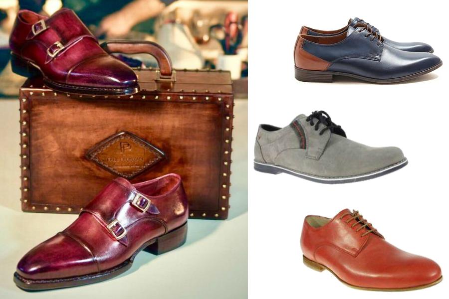Eleganckie buty kolorowe / źródło: online.paulparkman.com, autor: brak informacja / materiały partnerów