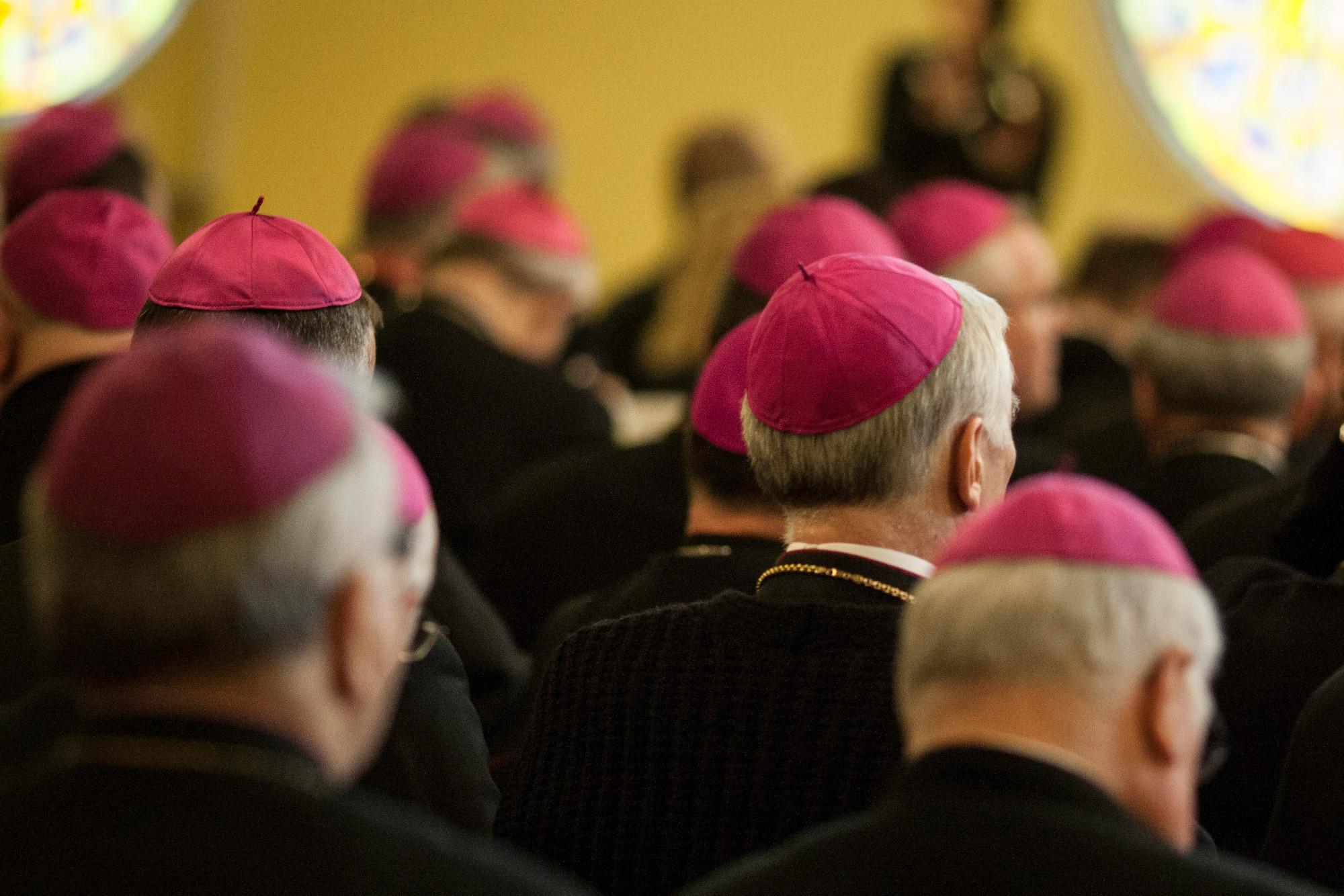 Zdaniem Marcina Wójcika celibat w polskim Kościele to fikcja (fot. Łukasz Cynalewski / Agencja Gazeta)