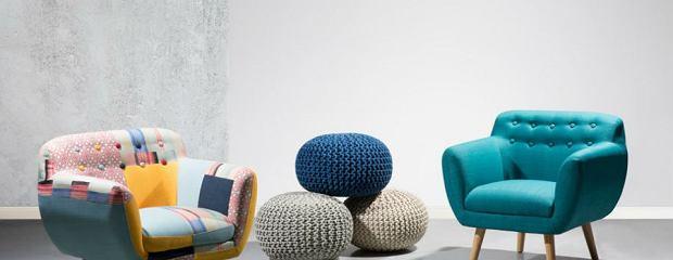Modne kolorowe fotele [WYBÓR REDAKCJI]