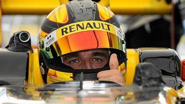Robert Kubica pojedzie najnowszym bolidem F1. Będzie wielki powrót?