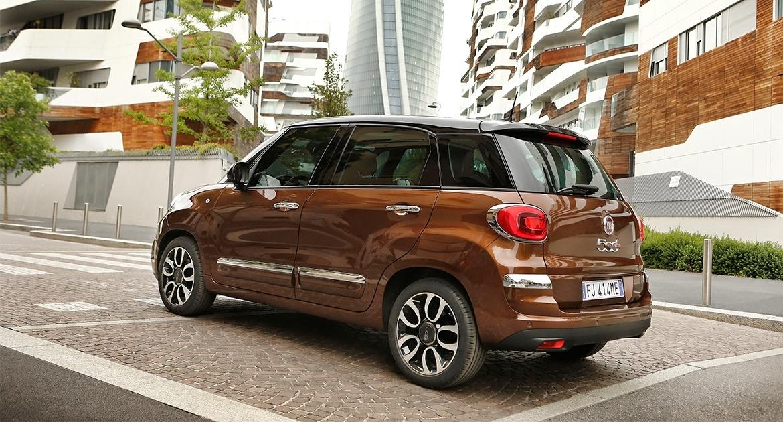 Nowy Fiat 500L to auto przede wszystkim rodzinne i bezpieczne, Fot. Materiały Partnera