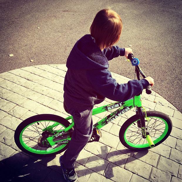 Rower to doskonały prezent z okazji Pierwszej Komunii