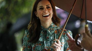 Księżna Kate bez pierścionka zaręczynowego. Powód jest nieoczywisty