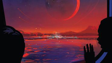 40 lat świetlnych to w skali kosmosu całkiem blisko. NASA już reklamuje egzoplanety