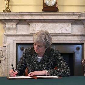 Dziś zaczyna się Brexit. Pismo rozwodowe jest już w drodze do Brukseli