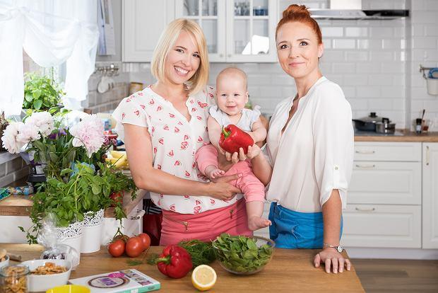 'Nowe alaantkowe BLW' na zdjęciu autorki: Joanna Anger, Anna Piszczek