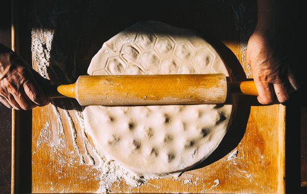 Forma do pierożków (lub ravioli)