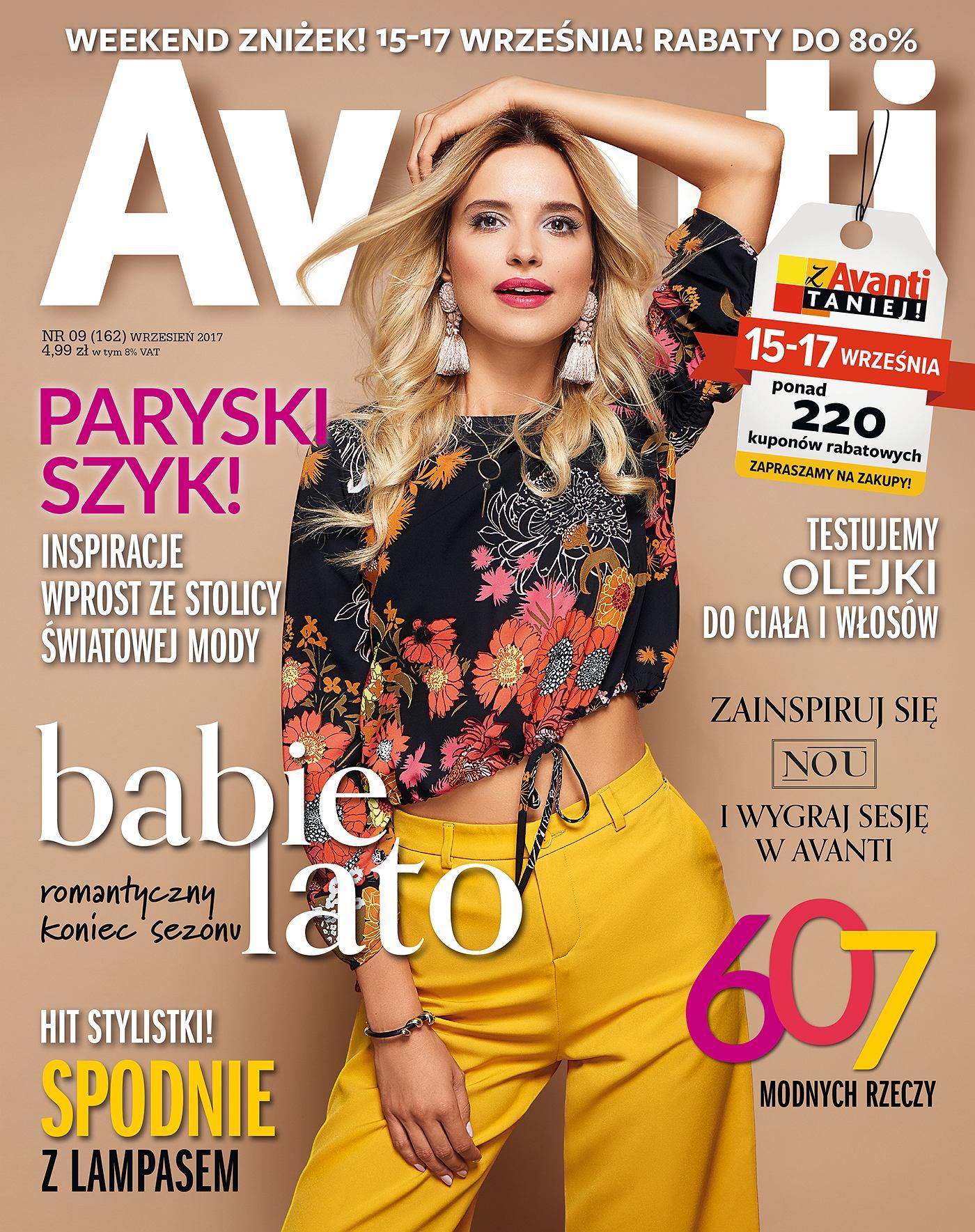 """Wrześniowe """"Avanti"""" zaprasza na wielki Weekend Zniżek!"""