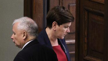 """Kaczyński premierem już w grudniu? """"Złoży Szydło zaskakującą propozycję"""""""