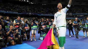 Sergio Ramos wysłał wiadomość do Mohameda Salaha
