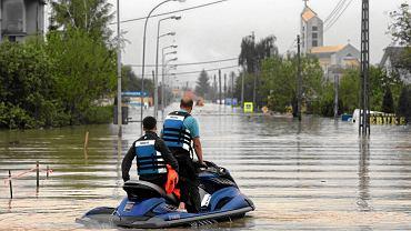 Powodzianie wygrali. Sąd uznał, że skarb państwa jest winny powodzi