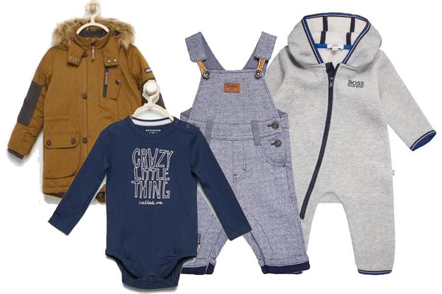 b78ae729b3035a Jak ubrać małe dziecko i niemowlę na jesienny spacer? Przegląd ubrań ...