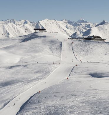 Zobacz najsłyniejsze trasy narciarskie Tyrolu