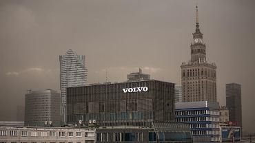 Warszawa: nurt Wisły porwał dziewczynkę na Tarchominie. Pożar na Mokotowie