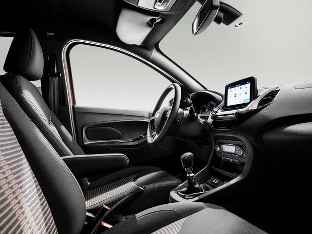 Ford Ka+ Active 2018