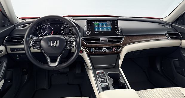 Honda Accord USA 2018