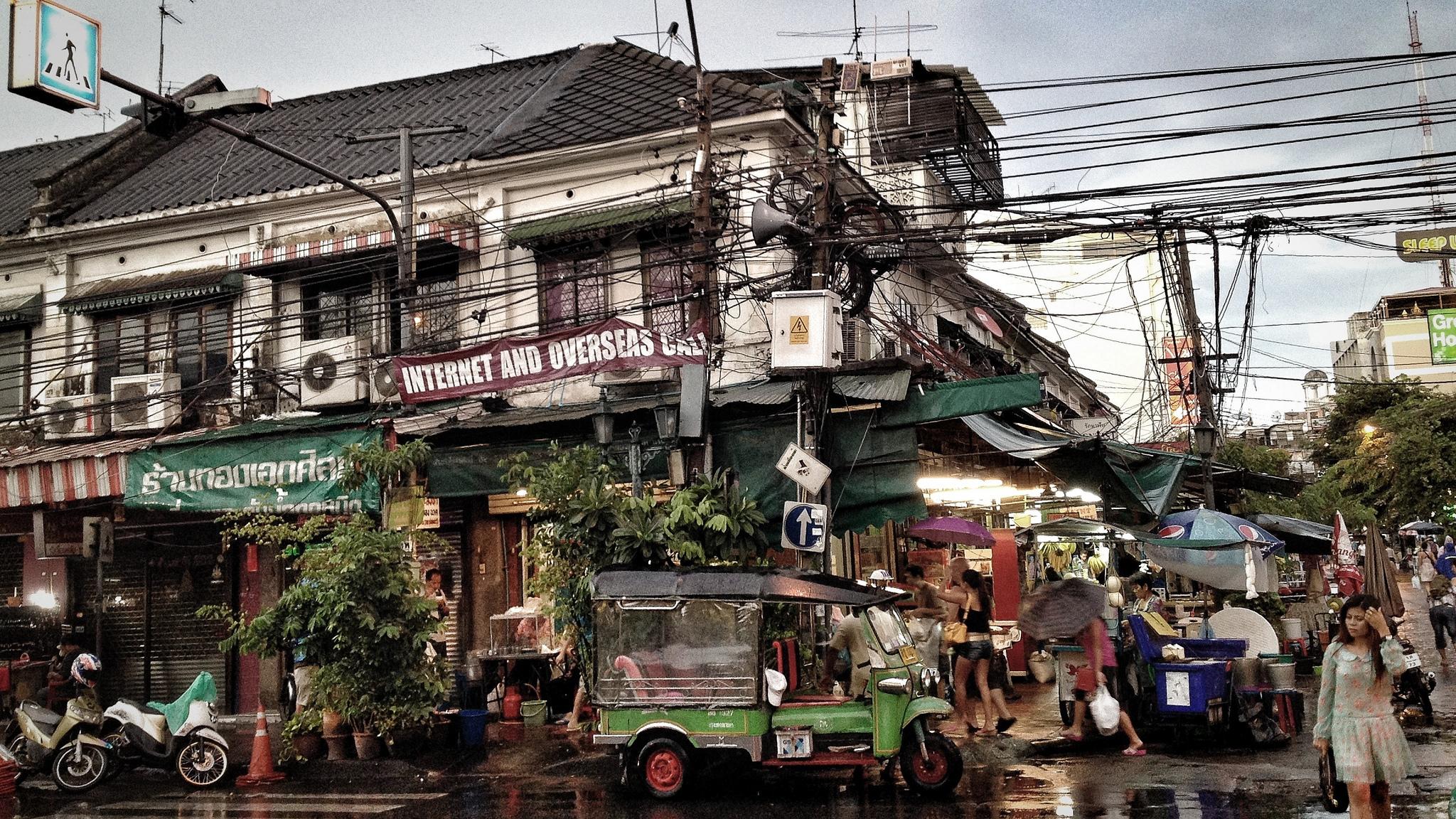 Bangkok, Tajlandia (fot. Simon Marussi / Flickr.com / CC BY-NC 2.0)