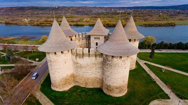 Twierdza w Sorokach w Mołdawii