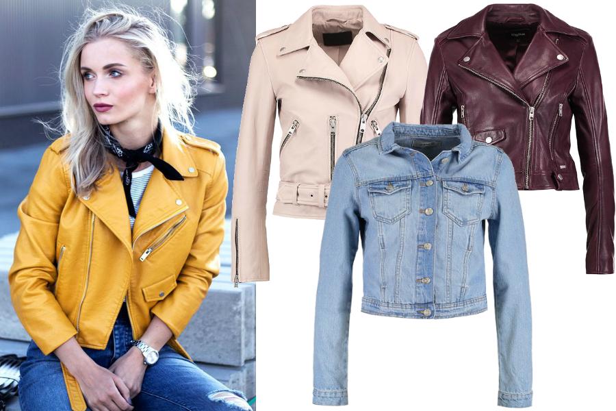 Odmładzające ubrania - kurtki / fot. fashion-attacks.com / mat. partnera