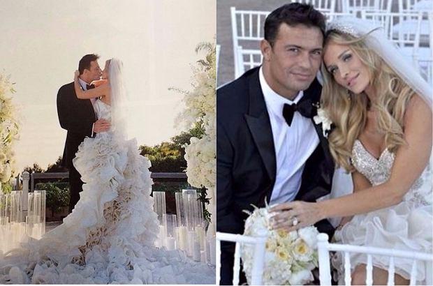 Joanna Krupa, Romain Zago, ślub