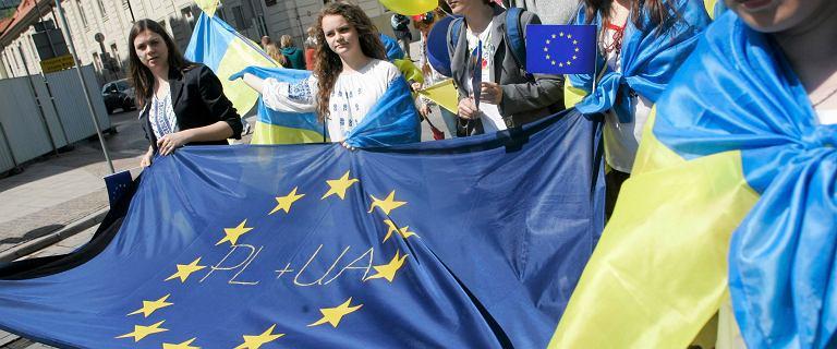 Ukraińcy bez wiz do państw Unii? Jest już o krok