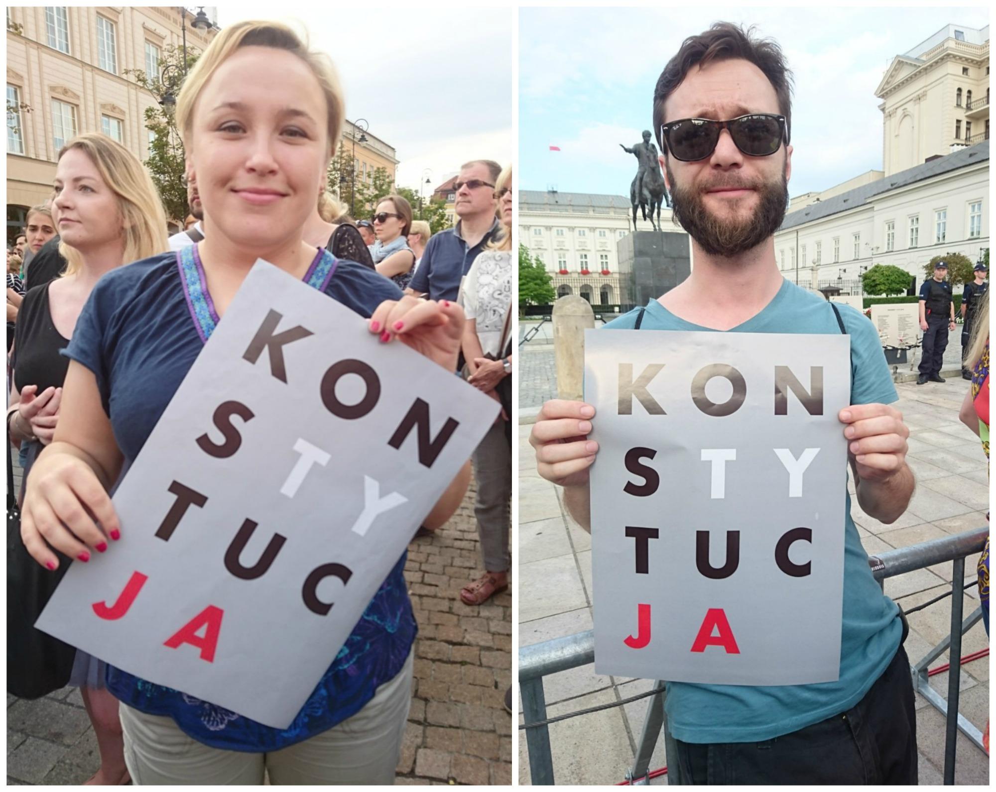Anka, menadżer HR, i Karol - nauczyciel akademicki z Poznania (fot. Weekend Gazeta.pl)
