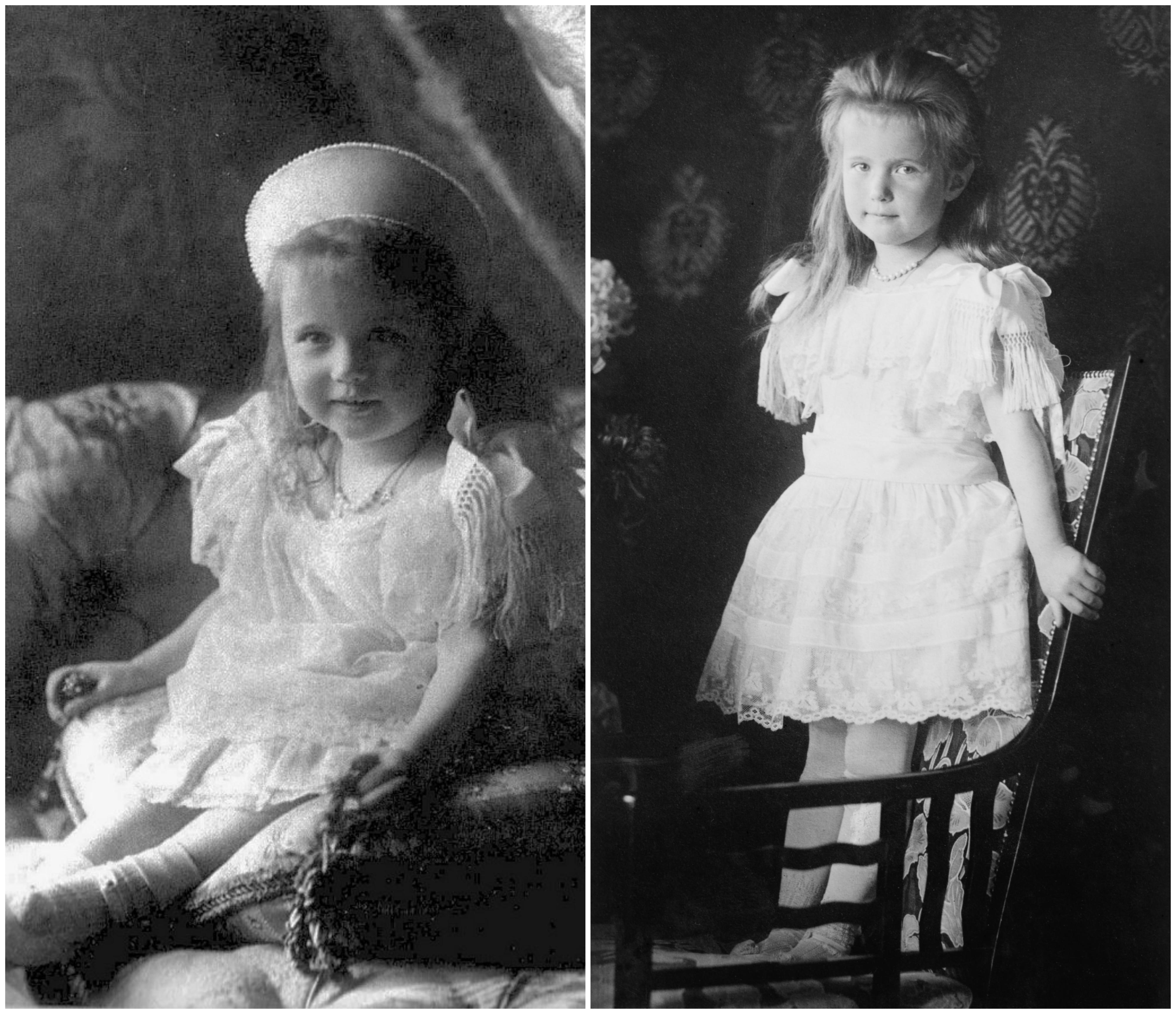 Anastazja Kolejno W 1904 I 1906 R Fot Wikimediaorg Domena