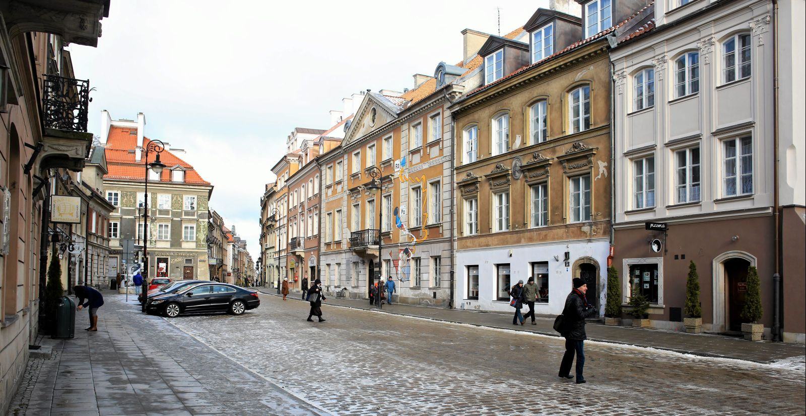 K08.02.2015 Warszawa . Ulica Freta .Fot. Jacek Marczewski / Agencja Gazeta