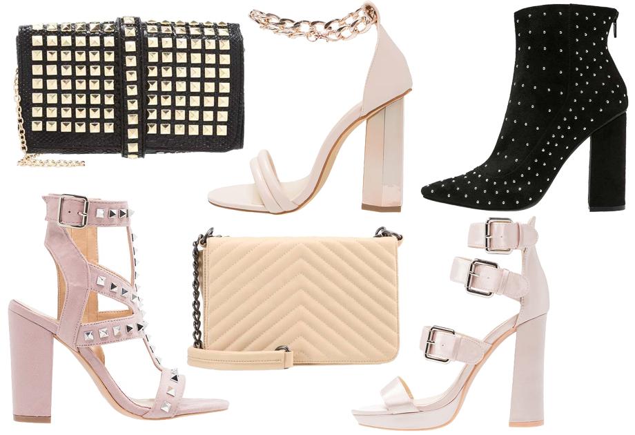 Missguided - buty i torebki