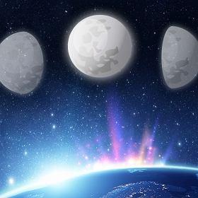 Fazy księżyca i ich wpływ na nasz humor -